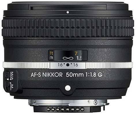 Nikon AF-S NIKKOR 50mm 1.8G Lens for Nikon Digital SLR Cameras complete Kit NEW