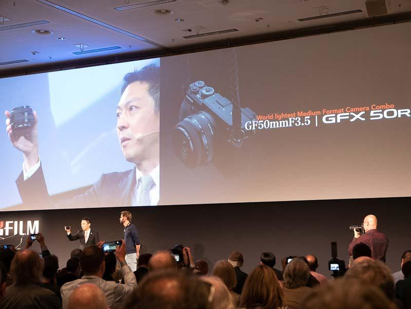 Fujifilm At Photokina 2018 Quot Super Full Frame Quot Gfx 100