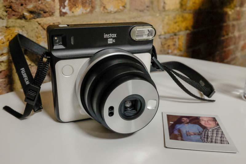 fujifilm instax sq6 hands on photos photography blog