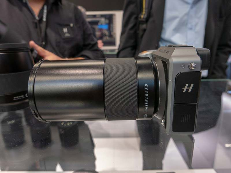 Hasselblad XCD 80mm f/1 9, 65mm f/2 8 and 135mm f/2 8 Hands