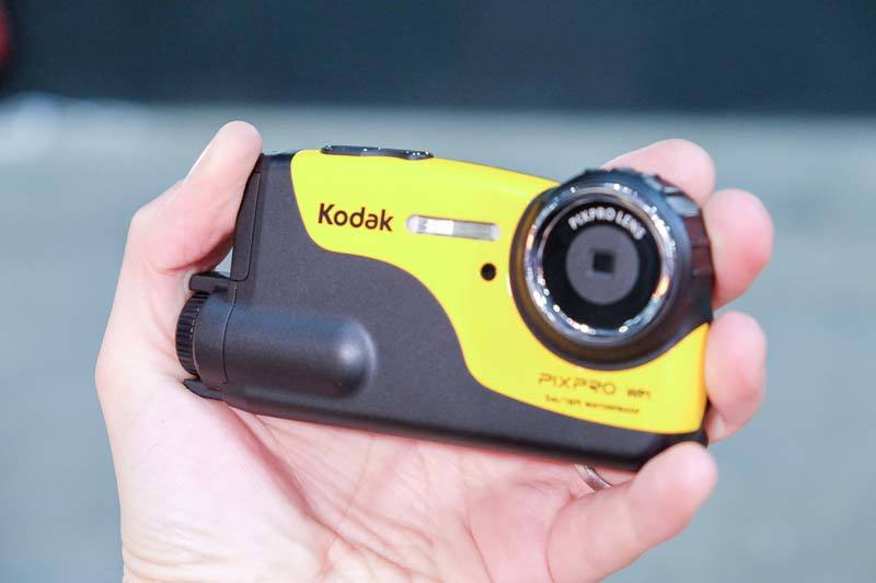 Kodak WP1 Action Camera Driver for Windows Mac