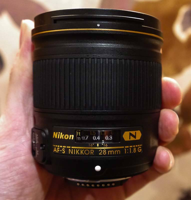 Nikon Af S Nikkor 28mm F 1 8g Hands On Photos