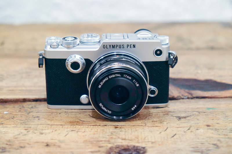 Olympus Pen F Preview Photography Blog