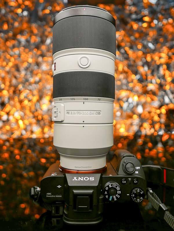 sony fe 70200mm f28 gm oss handson photos photography